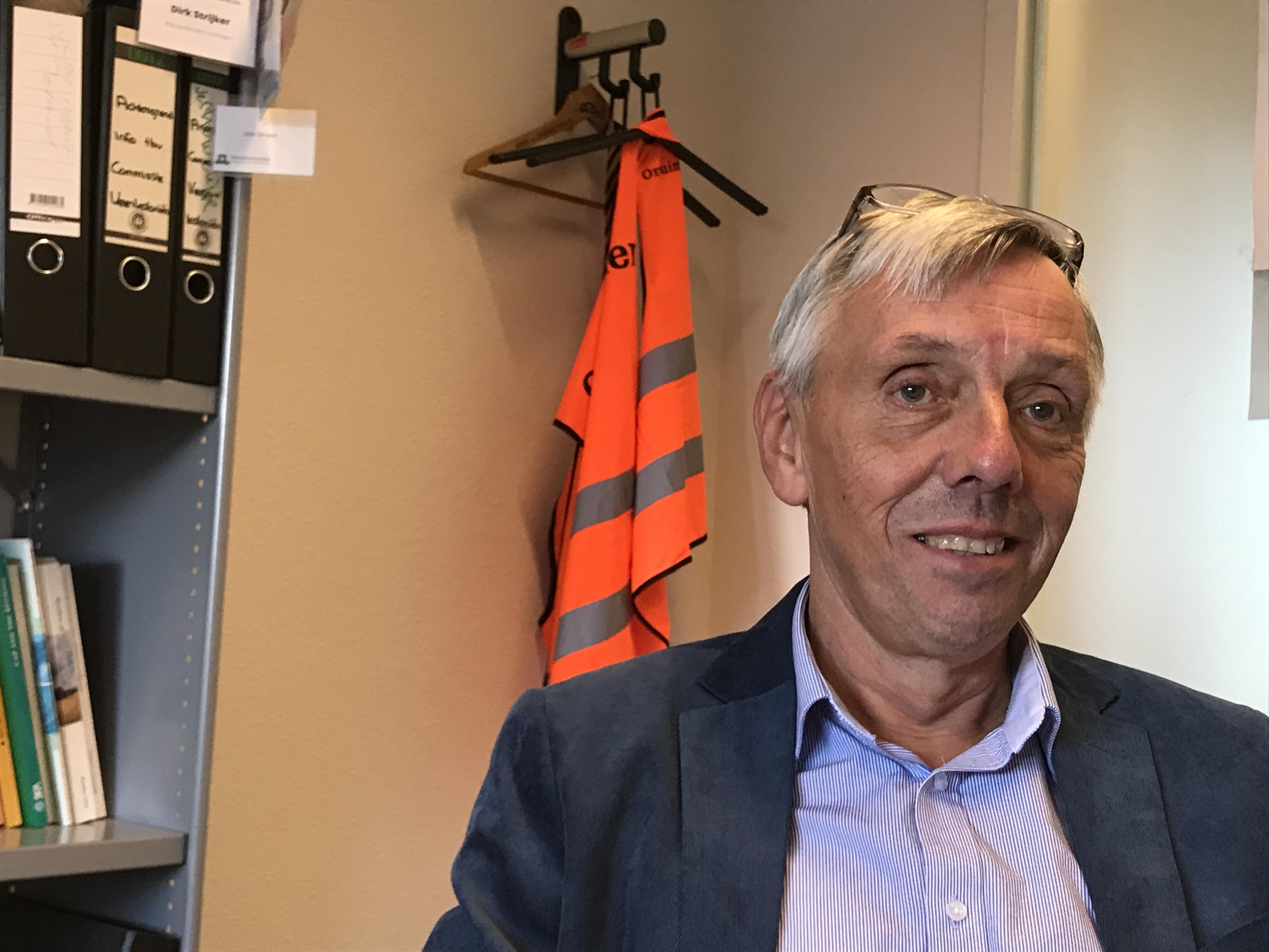 Prof. dr. Dirk Strijker: 'Friesland  kan met glasvezel grote stappen maken'